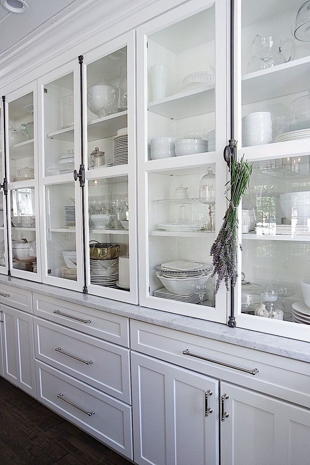 20 Enchanting Cabinets Design Ideas To Save Your Goods Glass
