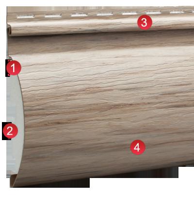 Montebello Kaycan Siding Vinyl Log Siding Vinyl Siding Log Siding