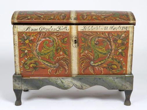 Digitalt Museum - Kiste Vest Agder