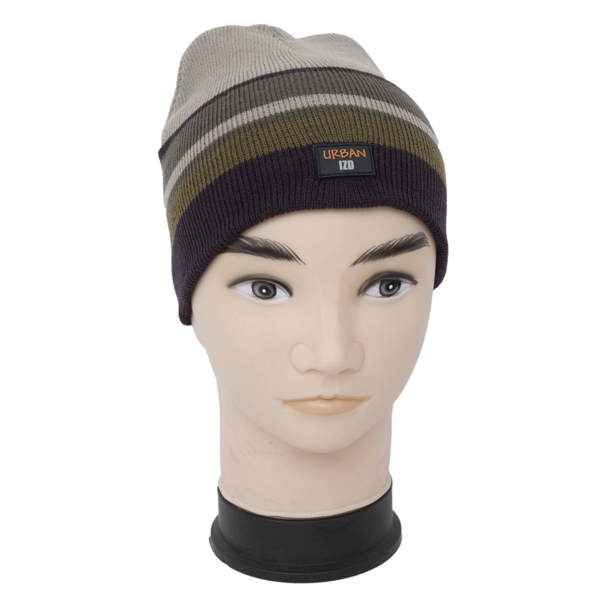 LADIES THERMAL THINSULATE  BEANIE CROCHET WINTER  SKI BOBBLE HAT
