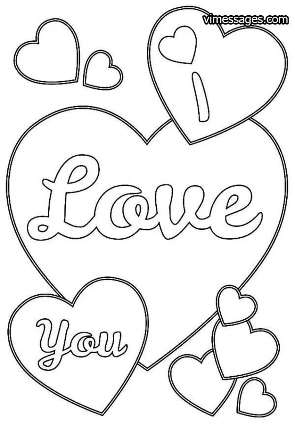 50 Valentines Day Coloring Pages Valentines Day Coloring Pages Printable In 2020 Heart Coloring Pages Valentine Coloring Pages Love Coloring Pages