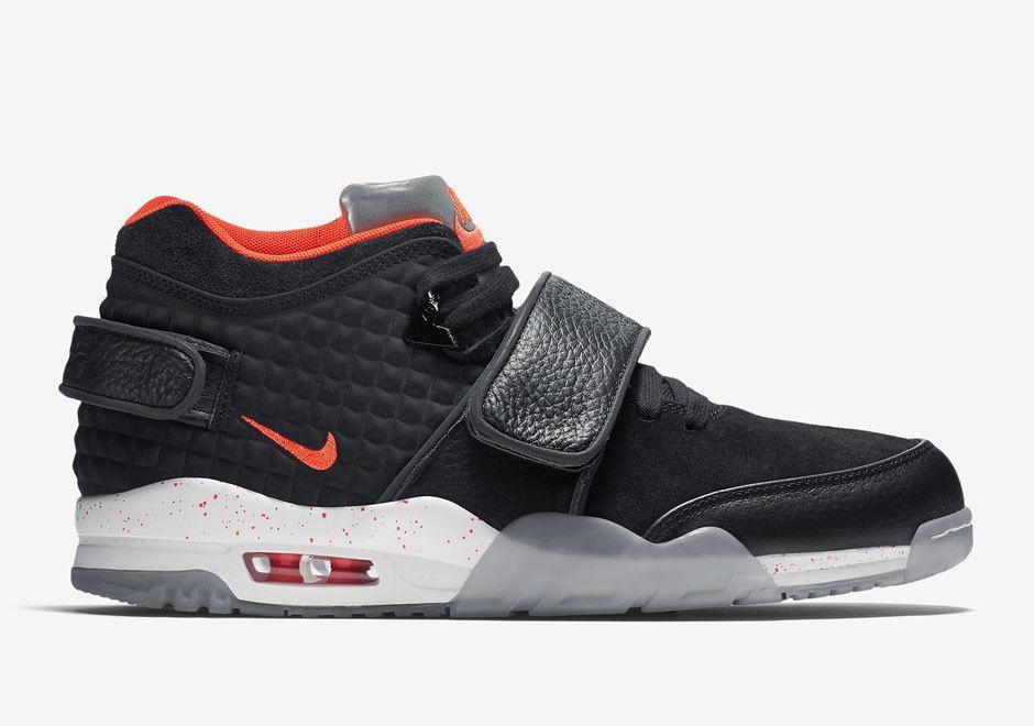 new products 723c8 b359d Nike Air Trainer Victor V Cruz QS Mens Sneakers Black 821955 001 UK 9 US 10