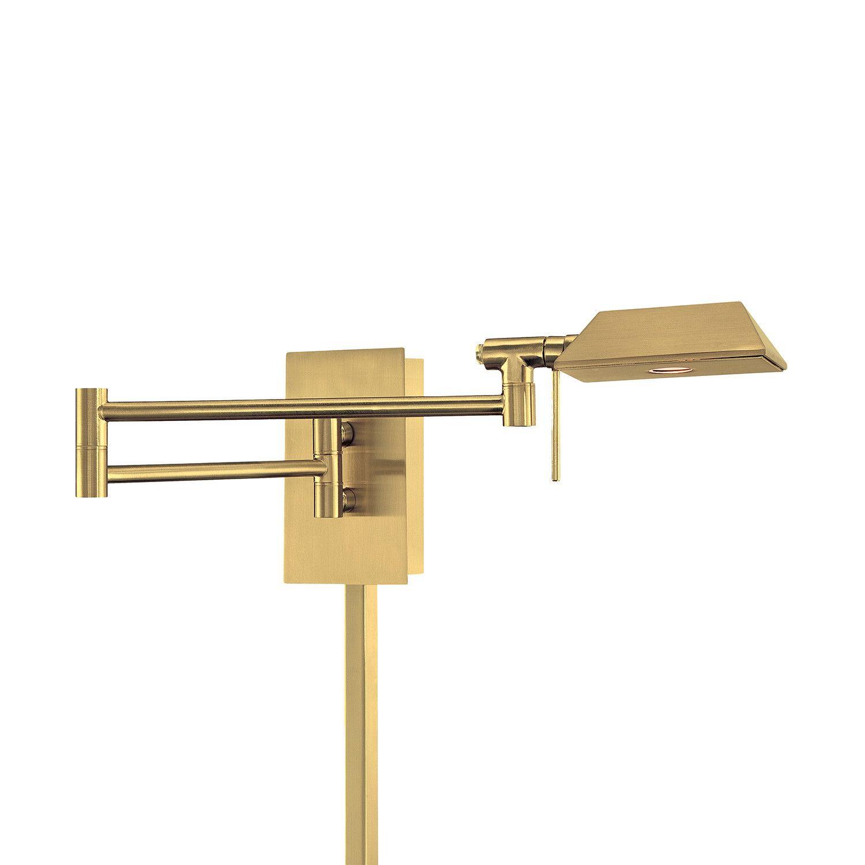 WAC Lighting Cue LED Swing Arm Light