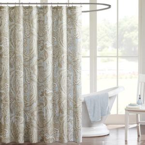 Extra Long Cloth Shower Curtains