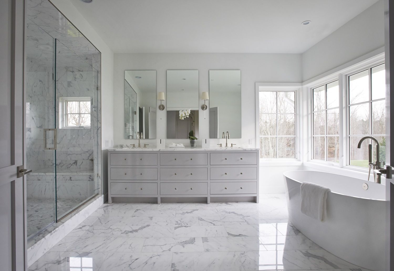Cavalry Master Bathroom.jpg | Natale-Bathrooms | Pinterest | Kitchen on master bath remodeling, master status, master spas, master bedrooms, master bath sinks,