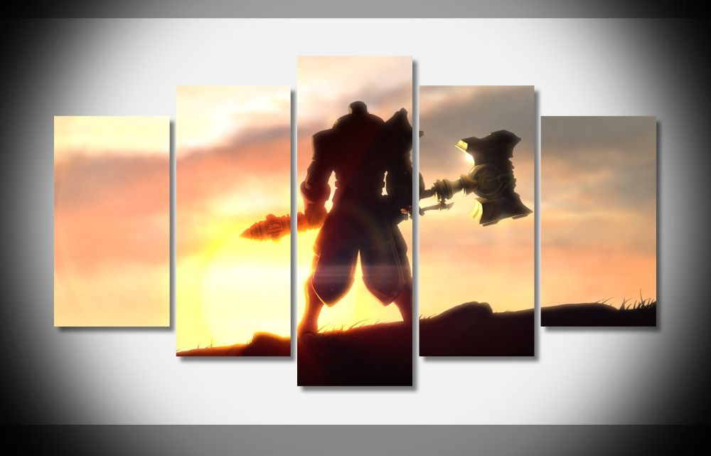 League Of Legends Jayce | Canvases and Artwork