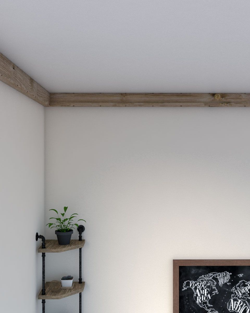 Best rustic crown molding ideas that doesnt look outdated
