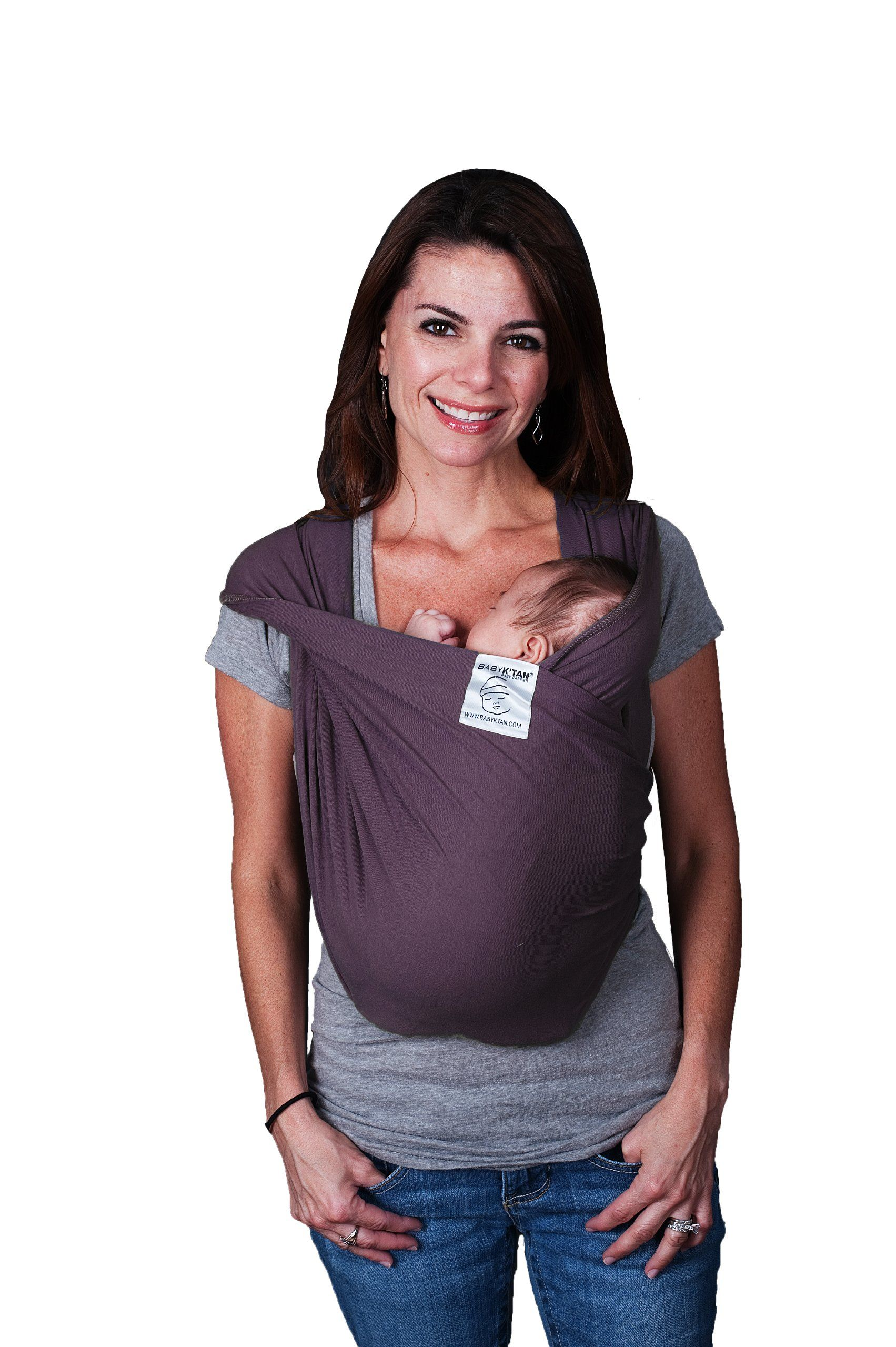 Baby K Tan Baby Carrier The Best Baby Wrap It S Much Easier To