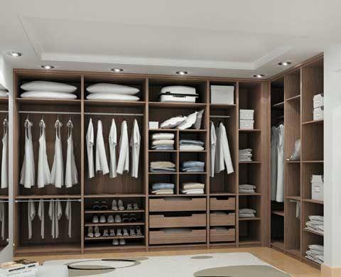 11 Diseno de interiores closets modernos