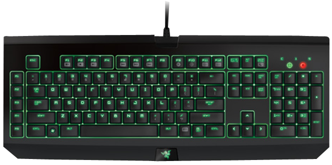 Curated Review Razer Blackwidow Ultimate Keyboard 2013