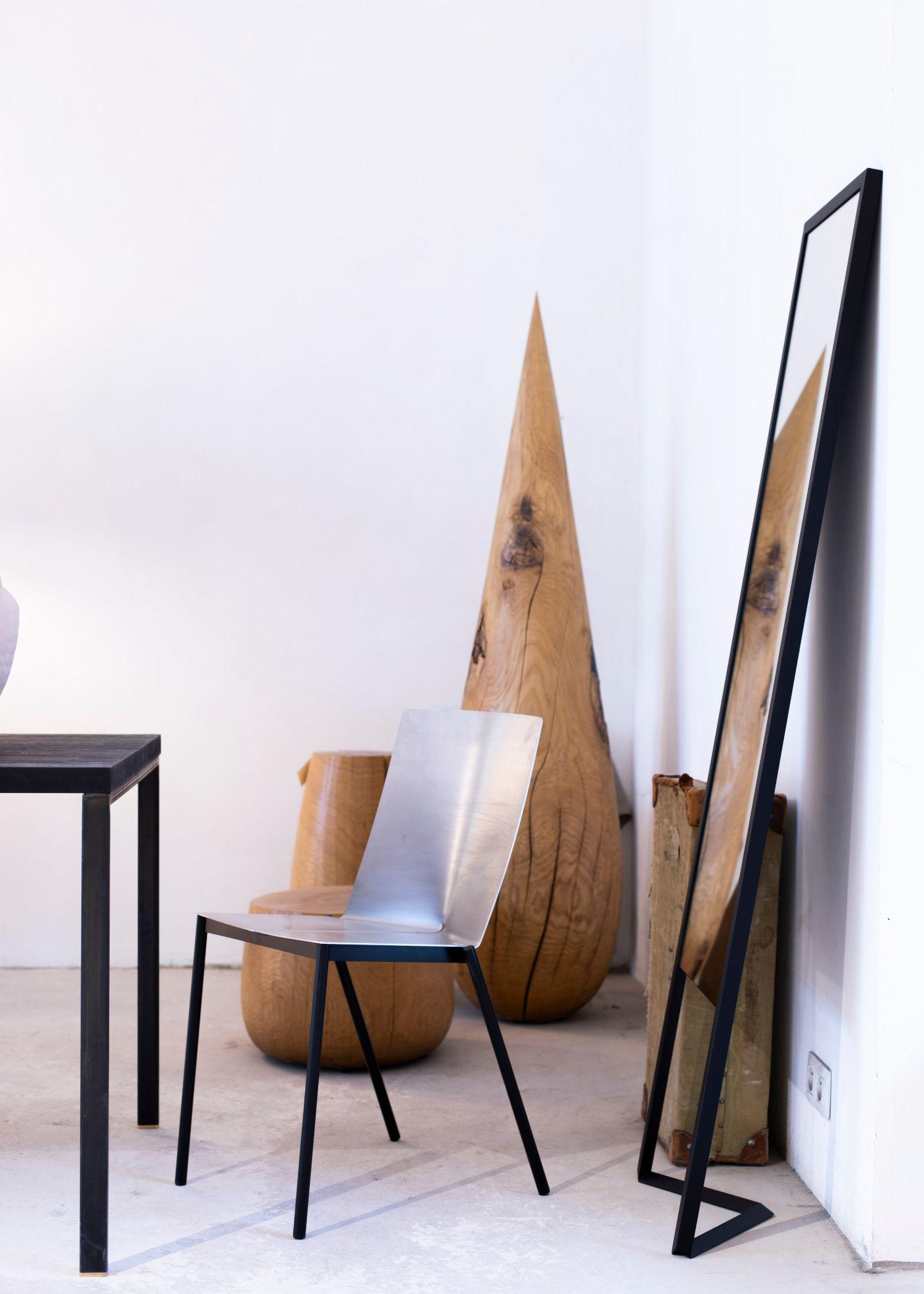 Folded Chair 01 La Chaise Pliee Par Erno Dierckx Blog Esprit Design Chaise Deco Mobilier