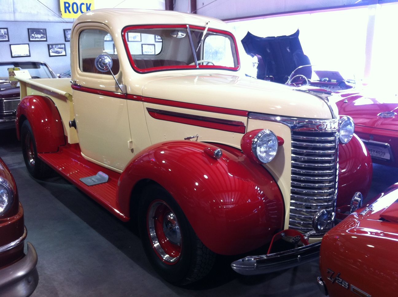1940 chevy truck for sale - Google - 165.1KB