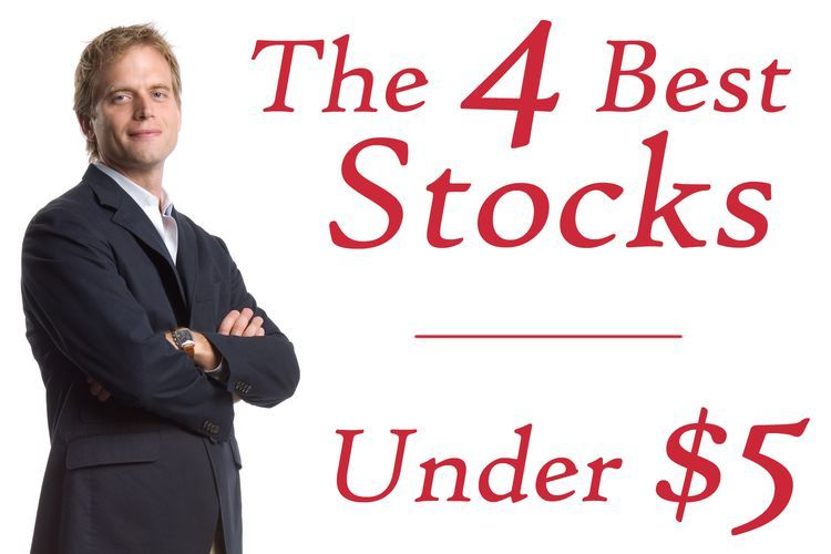 4 penny stocks trading for less than 5 penny stocks