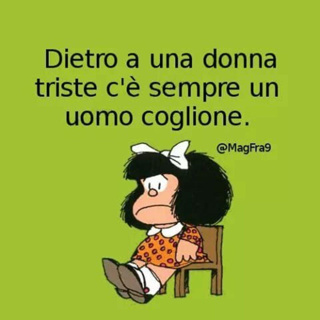 Frasi Mafalda Humor Funny