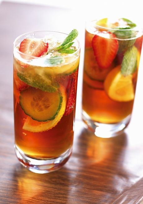 Pimm S Cocktail Recipes For Summer Pimms Cocktail