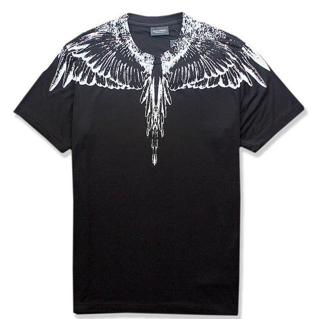 Muit Color Luxury Inspired Marcelo Burlon Wing T Shirts 20 Colors