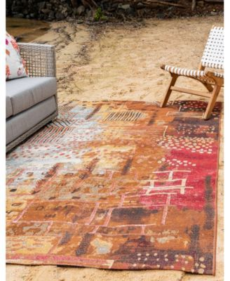 Bridgeport Home Pashio Pas1 Multi 10 X 12 Area Rug Multi