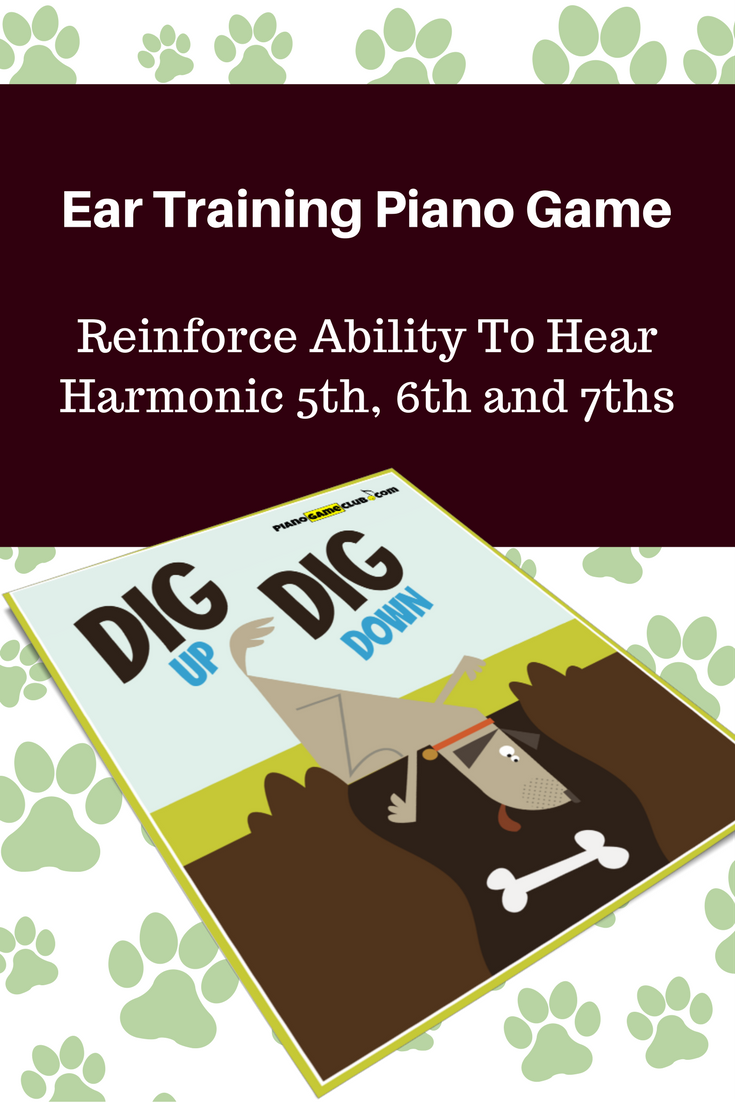 Super cute piano game takes 5 minutes to play. Really