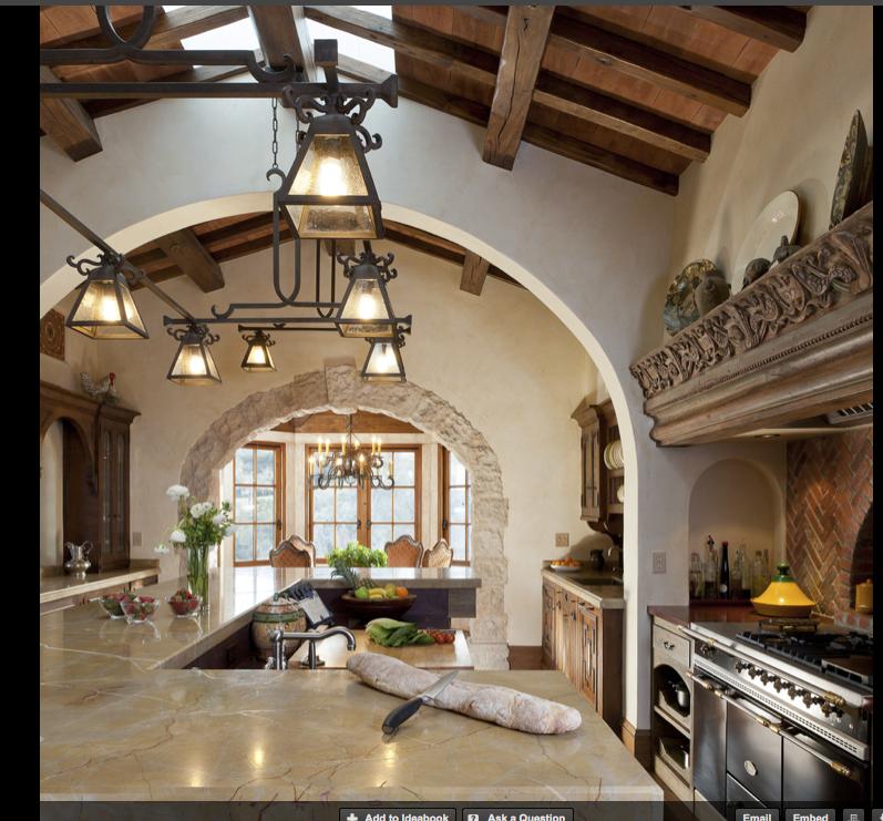 15 Exquisite Mediterranean Kitchen Interior Designs For: Mediterranean Kitchen Design, Mediterranean Home
