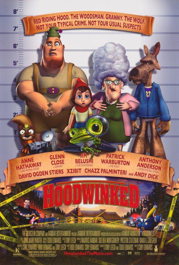 Hoodwinked Películas De Animación Caperucita Roja Caperucita Roja Cuento Infantil