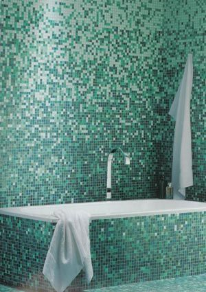 bisazza mosaic tiles in
