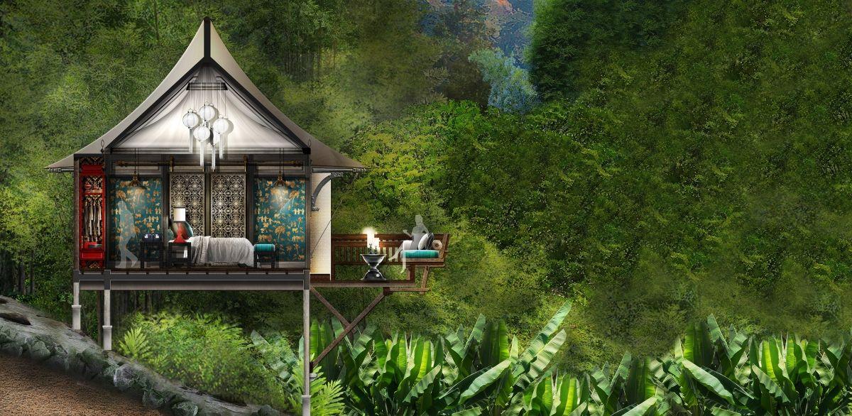 Luang Prabang Luxury Hotel Laos Resorts Rosewood Luang
