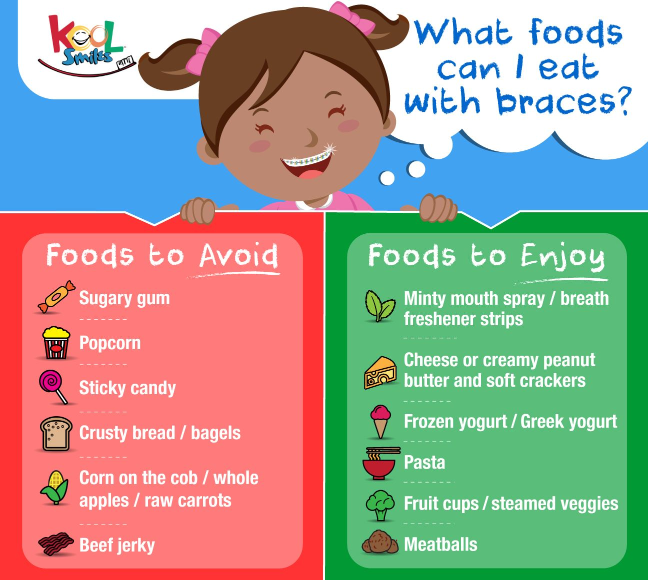 Foods you cant eat with braces braces food braces food