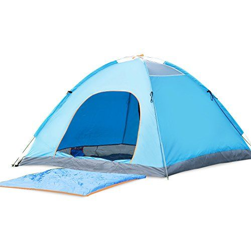 Battop Camping Tent Pop Up Tent Backpacking Outdoor Waterproof 3 Season For Travel Fishing Hiking Bridger Guide Tent Pop Up Tent Tent Camping