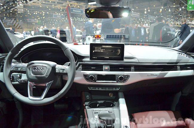 2018 Audi A4 Interior Audi A4 Audi Audi A4 Quattro