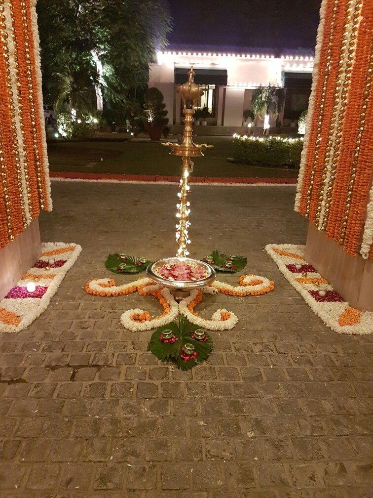 Pin By Karuna Menon On Diwali Diwali Decorations Flower