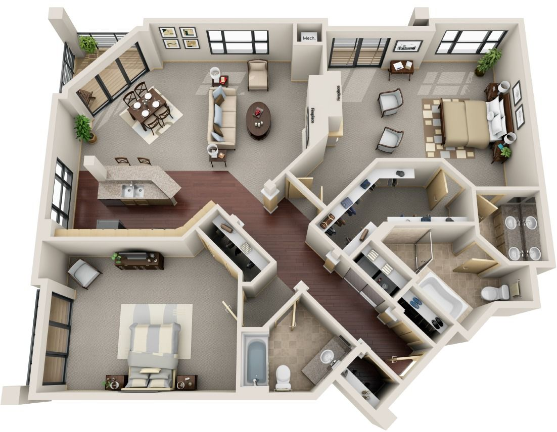 Pin By Mikale Emilie On Sims In 2020 Sims House Plans Sims House Design House Plans