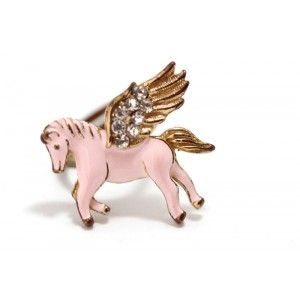 fly with the magical winged-horse