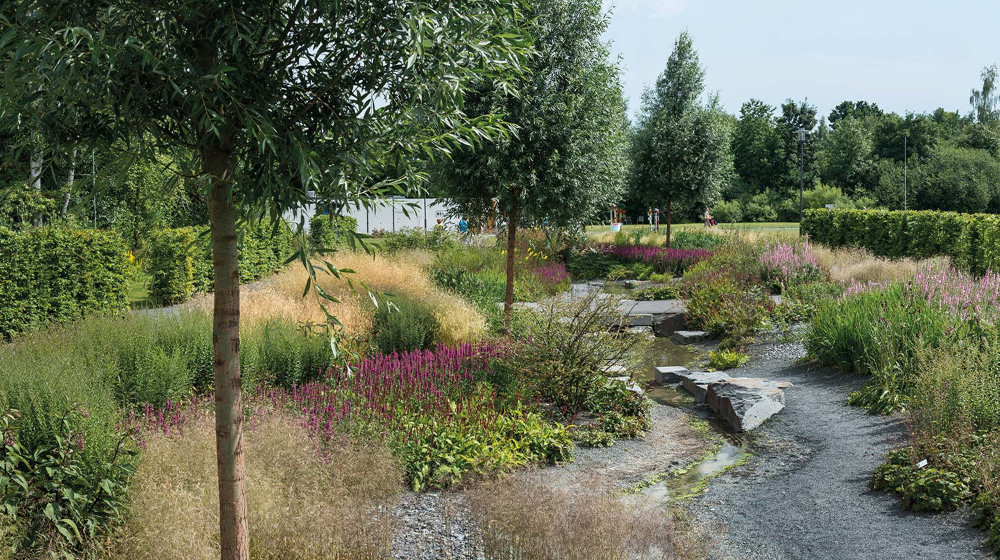 Geskes Hack Landschaftsarchitekten Landschaftsarchitekt Garten Landesgartenschau
