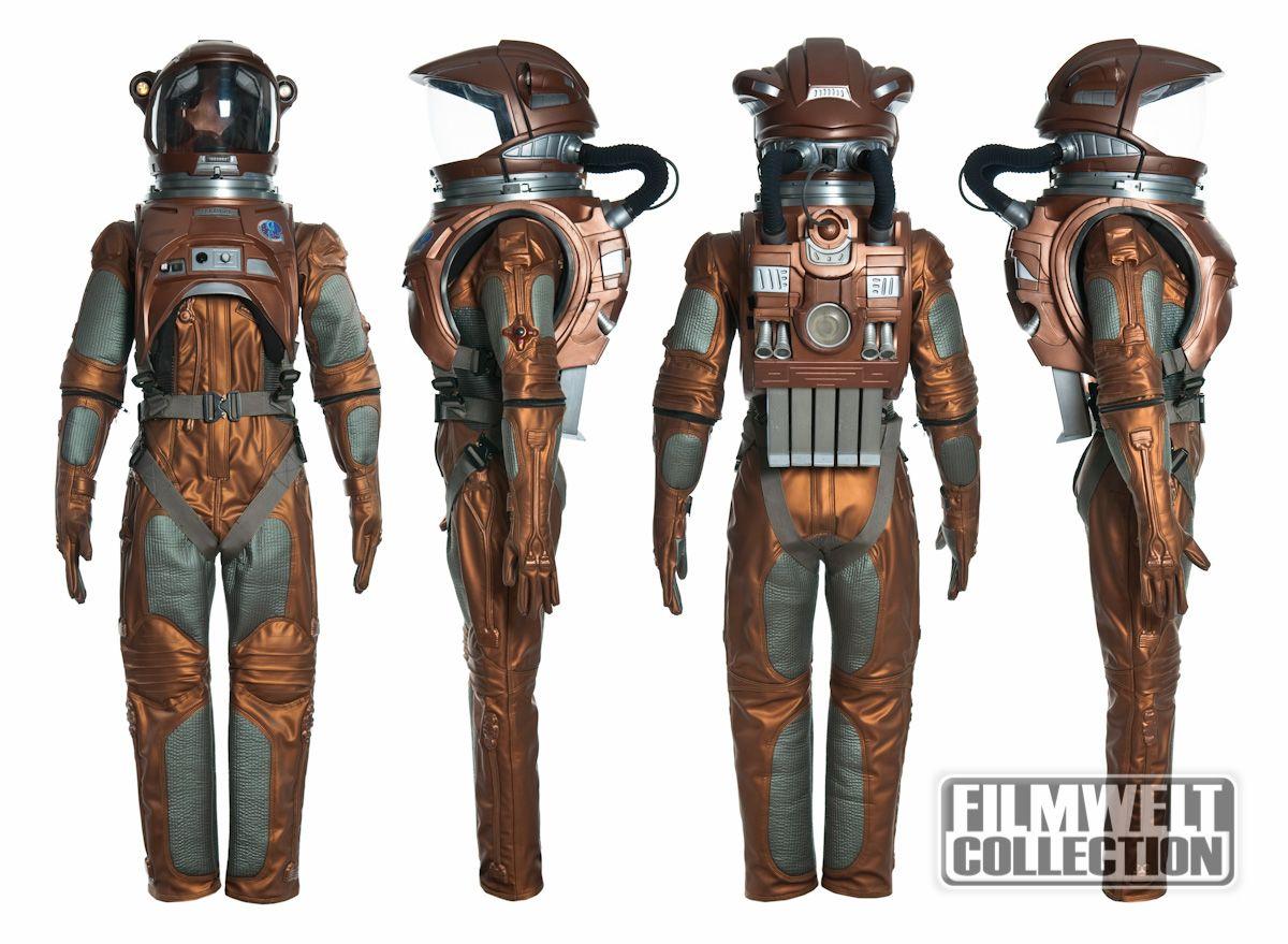 Certainly not Star trek enterprise space suit phrase