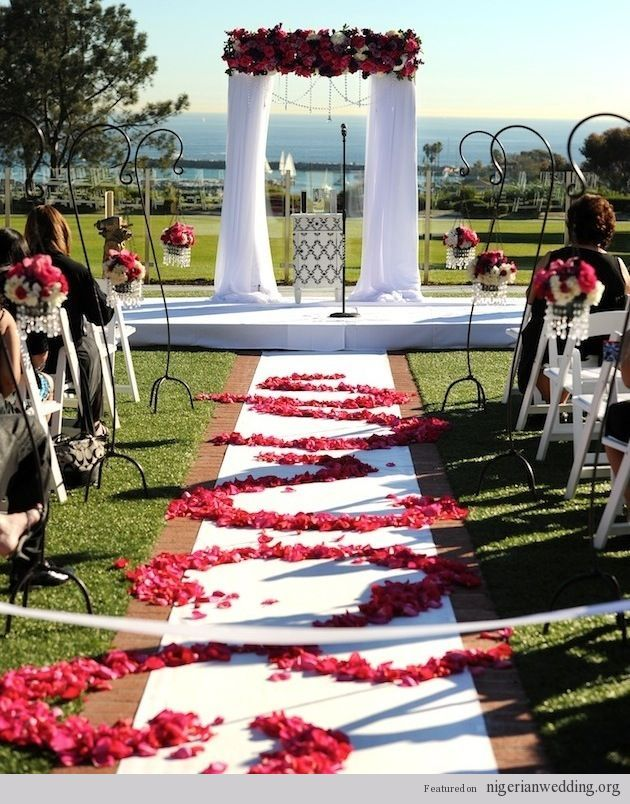 25 outdoor wedding ceremony decoration ideas nigerian wedding 25 outdoor wedding ceremony decoration ideas nigerian wedding junglespirit Choice Image