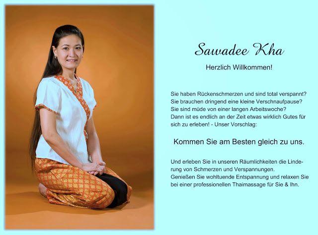 Kitty´s traditionelle Thaimassage in Stuttgart: Ganzkörpermassage mit warmen Aromaöl für Sie, Ihn ...