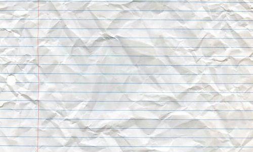 wrinkled notebook paper background - Google Search Textures and - line paper background