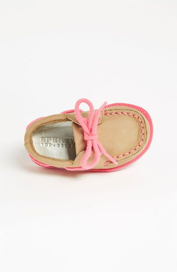 Sperry Top-Sider® Kids 'Authentic Original' Crib Shoe (Baby) (Online Only) | Nordstrom