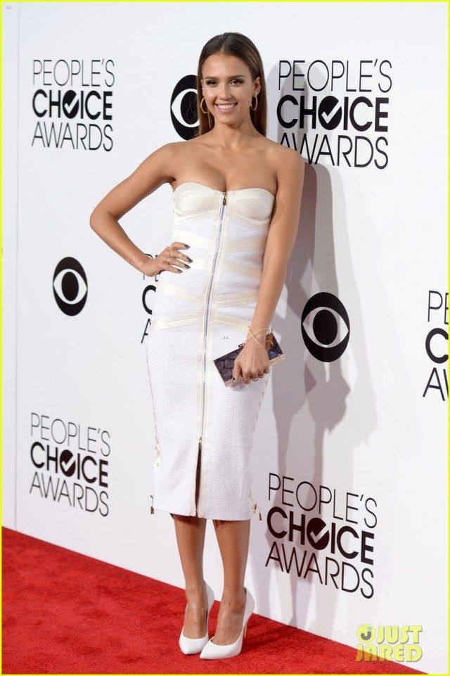 People's choice awards 2014 :Jessica Alba