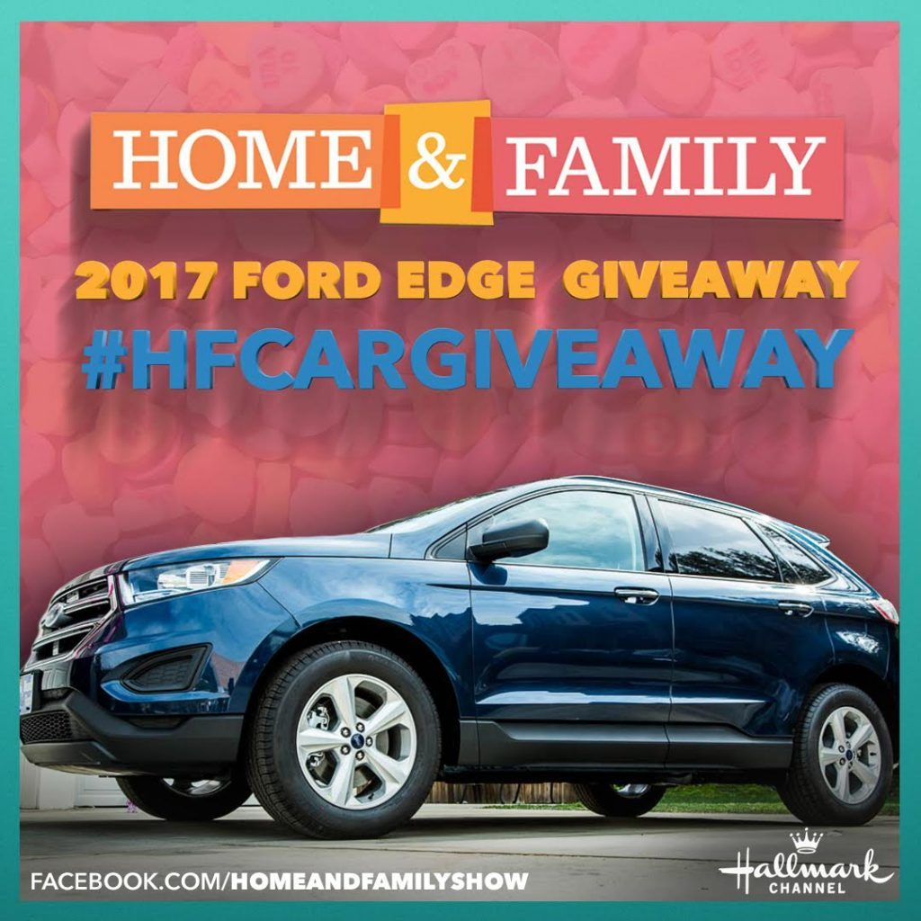 Home and family to give away a new car hfcargiveaway
