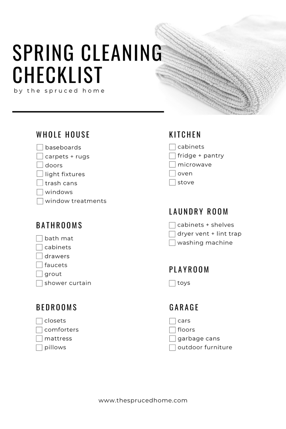 We're all spending more time at home, get the whole family involved in deep cleaning the areas of your home that are typically over-looked.  #springcleaning #homeorganizing #cleaningtips #cleaning #home