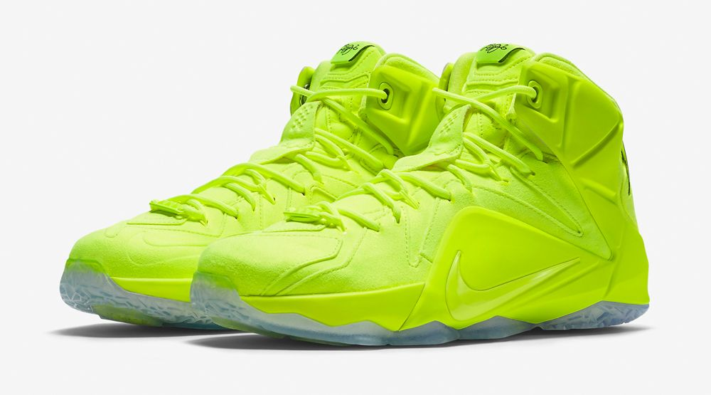 8c59100b7936 ... france youll be the center of attention when rocking the upcoming nike  lebron 12 ext tennis