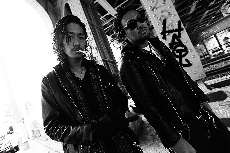 #oftheneigestyle #black #leather #style #fashion #stylecrew #tokyo #street #thug #life