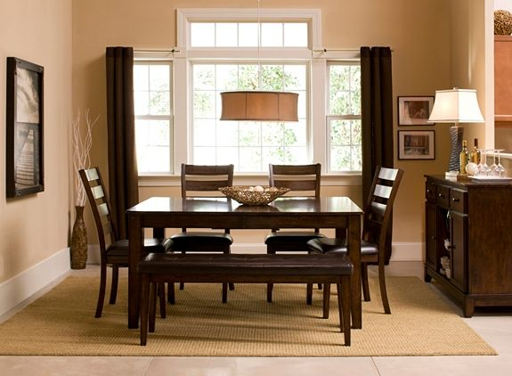 Kona 6Pcdining Set  Dining Sets  Raymour And Flanigan Mesmerizing Raymour And Flanigan Dining Room Set 2018