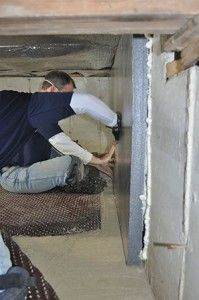 A Smarter Insulating Strategy Installed Against Crawl