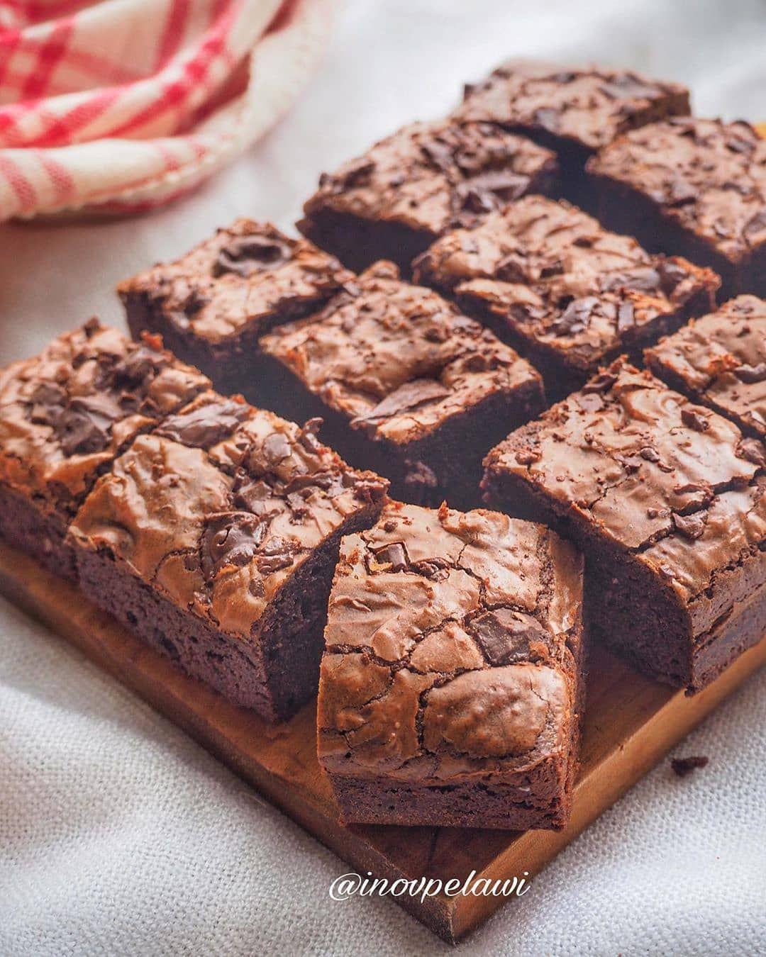 Pin Oleh Zahrahashari Di Brownies Kukus Di 2020 Makanan Brownis Resep Makanan