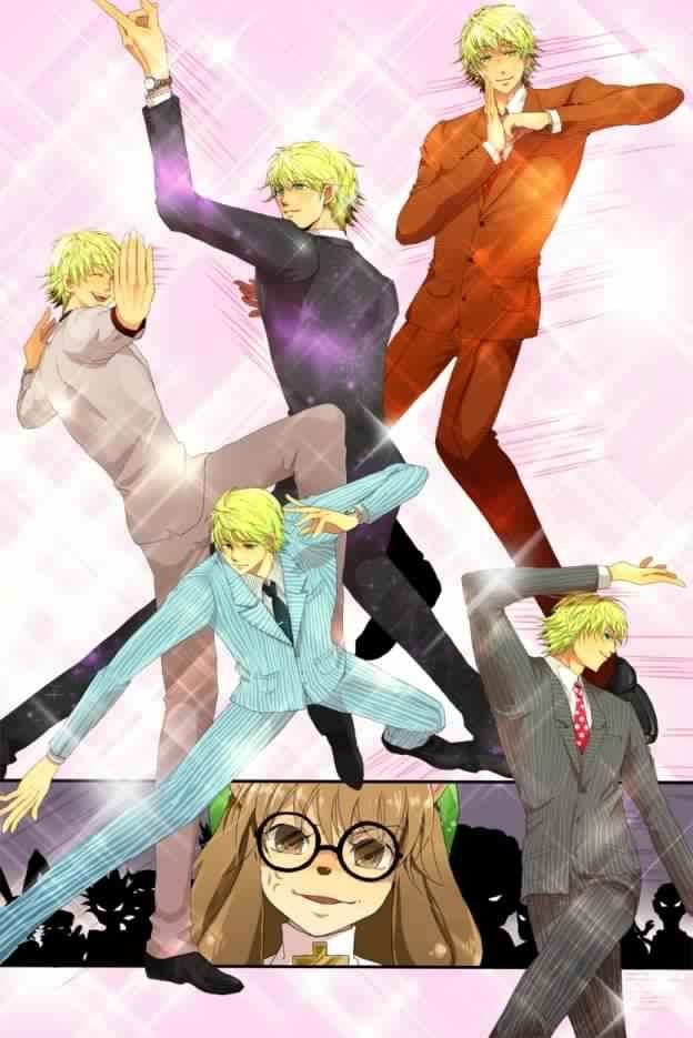 Pariston And Cheadle Hunter X Hunter Hunter X Hunter Hunter Anime Hunter
