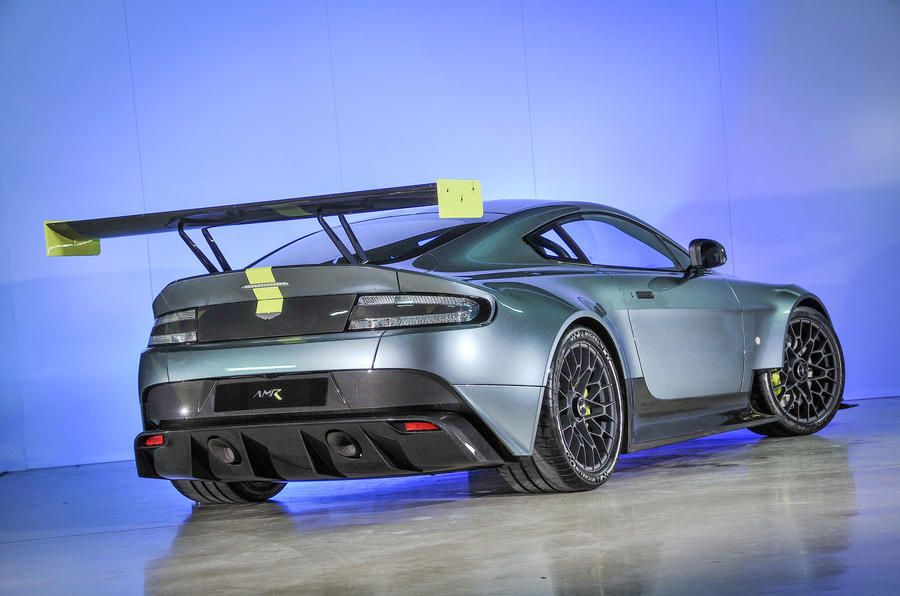 Aston Martin Rapide Amr And Vantage Amr Pro Exotic Machines