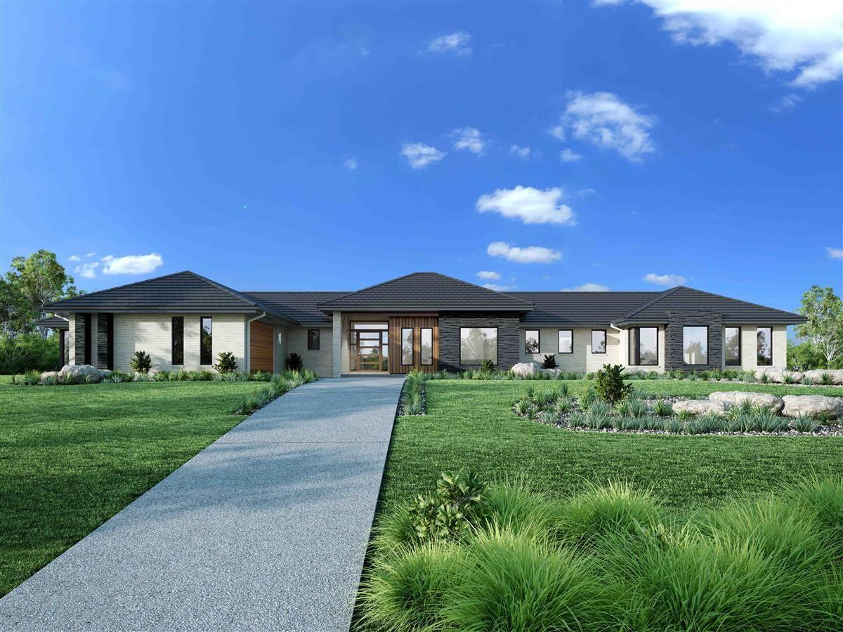 Mansfield  Prestige Home Designs In GJ Gardner Homes - Western design homes