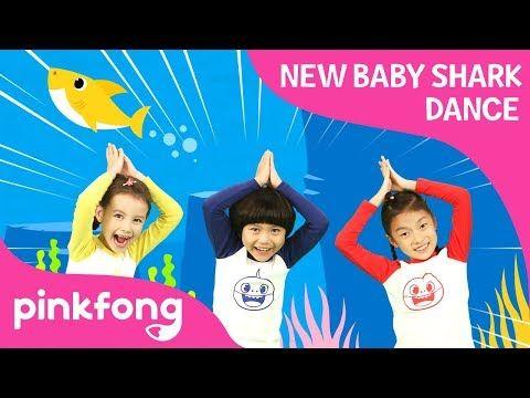 All New Baby Shark Dance   Baby Shark Dance   Dance Along ...